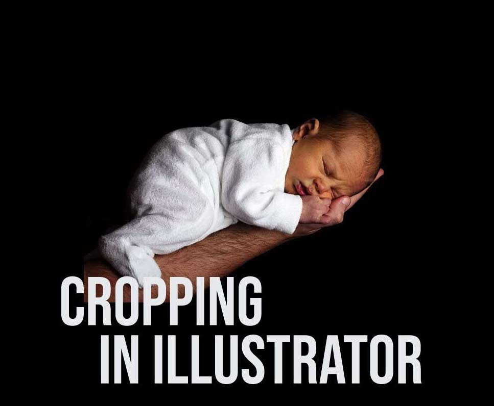 How to Crop in Illustrator