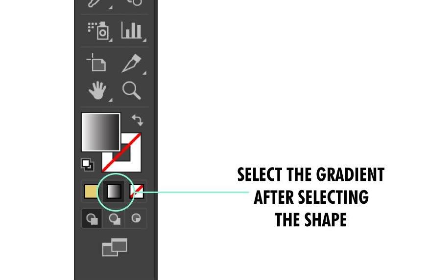 gradient tab in illustrator
