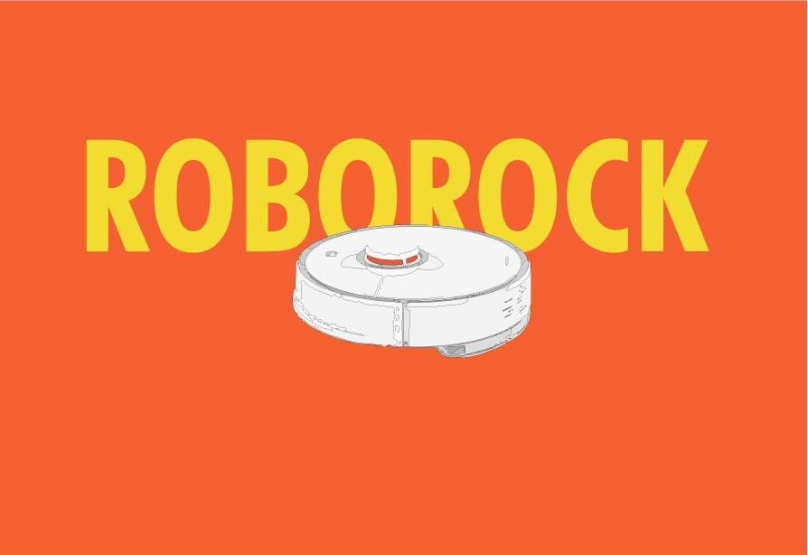 Roborock Vacuum cleaner white