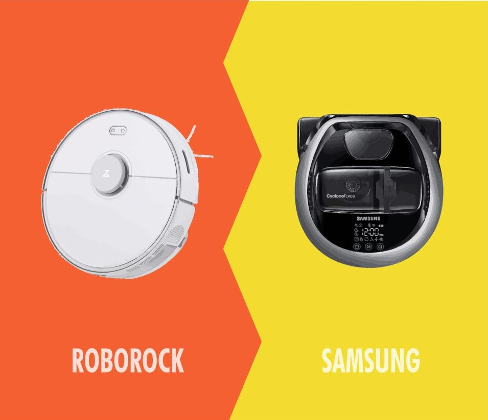 Roborock vs Samsung cover image