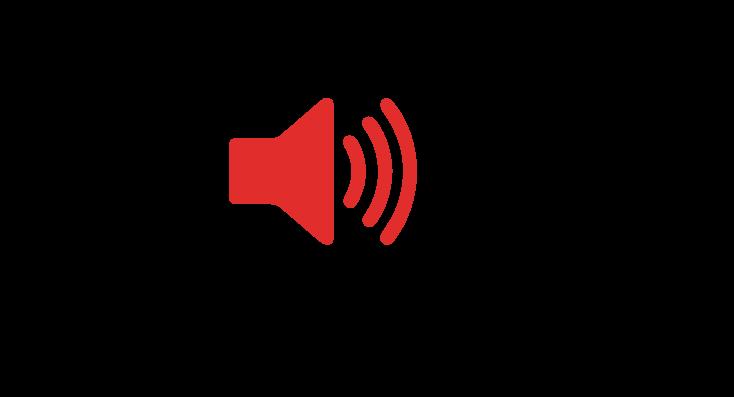 illustration of speaker