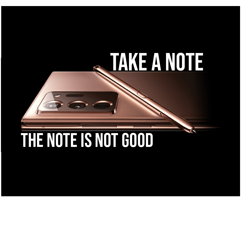 Samsung Note 20 cover image