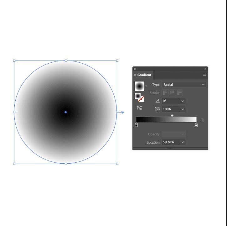 using gradient in illustrator