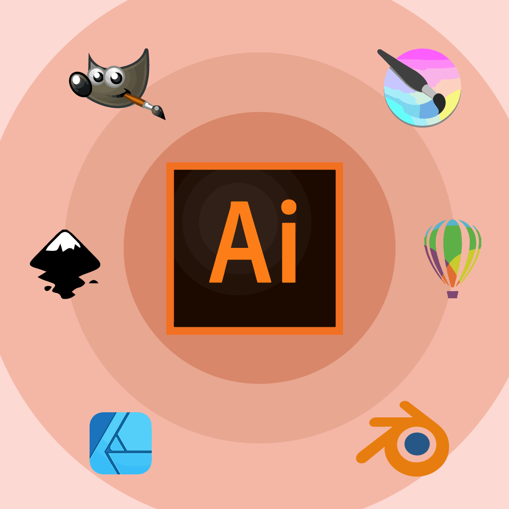 What is adobe Illustrator cover image