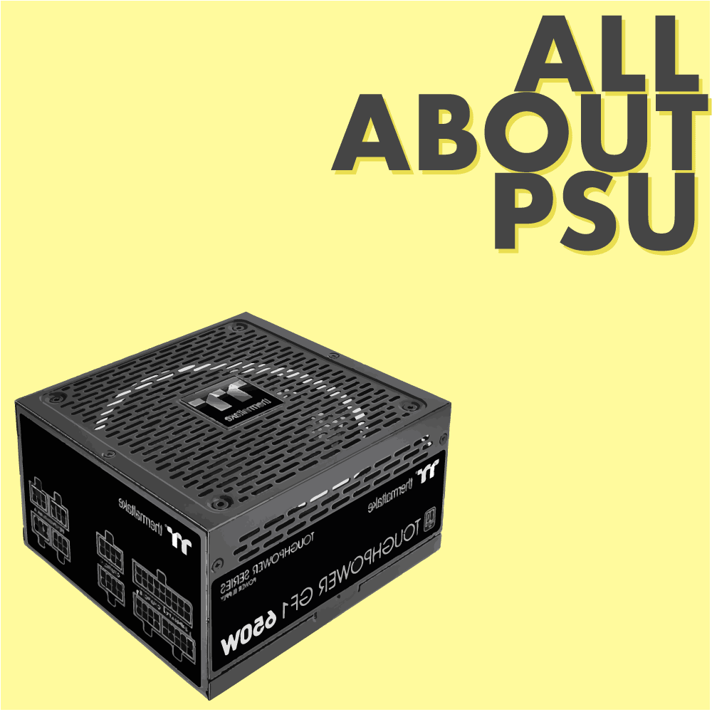 PSU meaning cover image