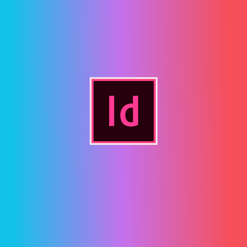 What is InDesign cover image