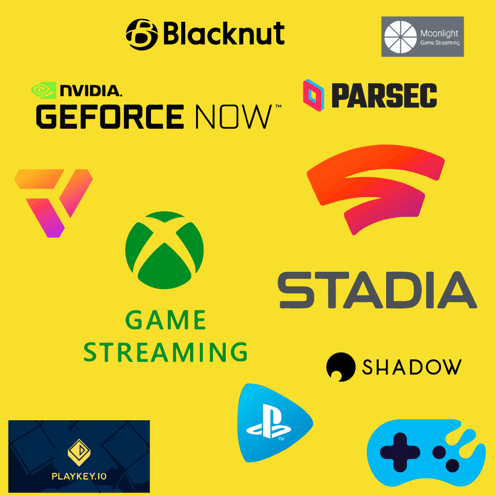 cloud gaming services