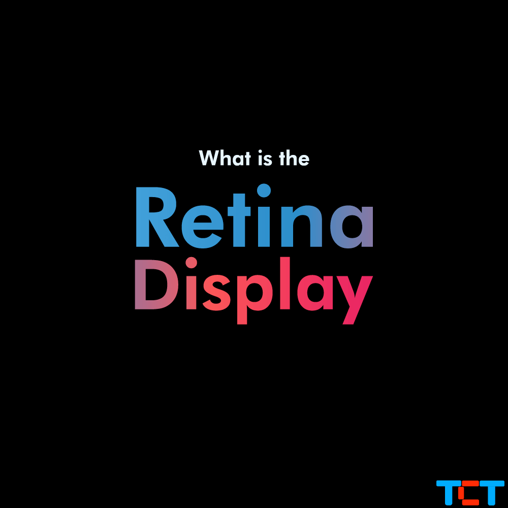 What is Retina Display cover image