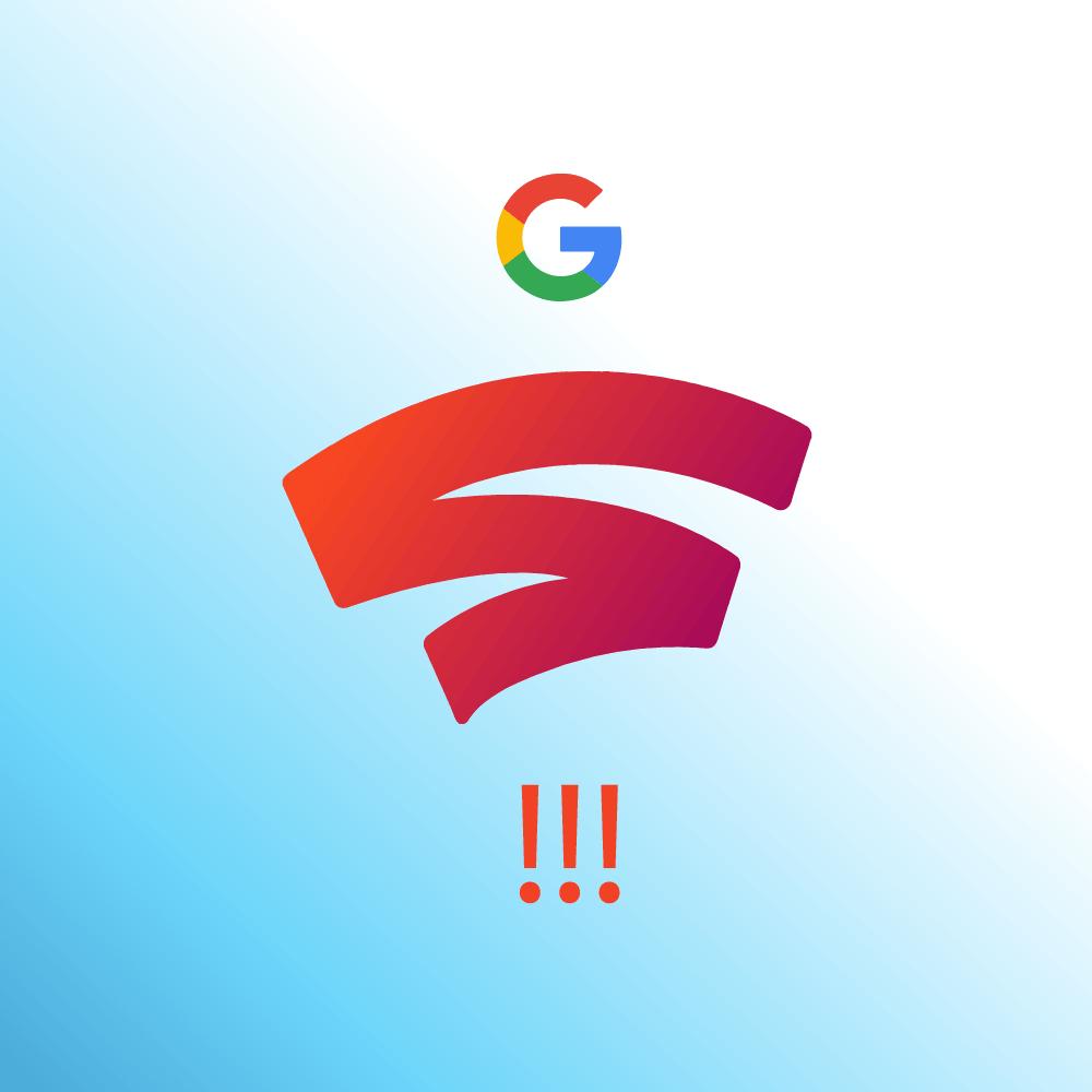 Google Stadia logo cover image